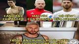 Ảnh chế bóng đá: Ngã ngửa với phong cách mới của Messi