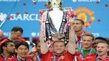 Những bức ảnh đáng nhớ trong sự nghiệp của Wayne Rooney