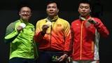 Giành HCV Olympic Rio 2016, Hoàng Xuân Vinh được thưởng nóng