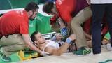 Những tai nạn khủng khiếp tại Olympic Rio 2016