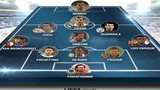 Đội hình HLV danh tiếng góp mặt tại UEFA Champions League 2016/2017