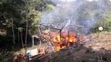Nghệ An: Cháy căn nhà tình nghĩa, 3 người may mắn thoát chết