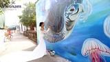 Làng bích họa Lý Sơn đẹp hút hồn dân du lịch