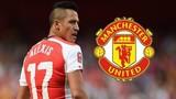 Chuyển nhượng bóng đá mới nhất: M.U phá Man City vụ Sanchez