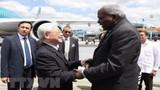 Tổng Bí thư Nguyễn Phú Trọng đã đến La Habana, thăm chính thức Cuba 