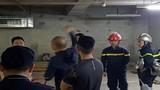 Dầu tràn ra tầng hầm, cư dân Văn Phú Victoria hoảng loạn tháo chạy