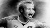 9X Quảng Ngãi qua ngòi bút ghi lại khoảnh khắc tỏa sáng của U23 Việt Nam