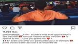 Cựu tuyển thủ Pháp đặc biệt nhắn tin chúc mừng Quang Hải