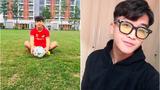 Tiền đạo U22 Việt Nam đẹp trai như sao Hàn, dân mạng truy lùng ráo riết