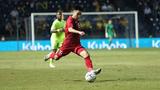 """ĐTQG Việt Nam tái hiện """"siêu phẩm"""" phối hợp của Rivaldo-Ronaldo tại World Cup"""