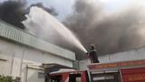 Cháy lớn ở KCN Sóng Thần 2 Bình Dương: Công nhân nháo nhào chạy