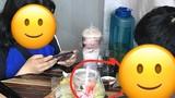 Cặp đôi mang mắm ruốc vào quán cafe gây tranh cãi gay gắt