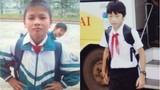 """Chết cười với loạt ảnh """"ngố tàu"""" của dàn cầu thủ Việt hồi còn đi học"""