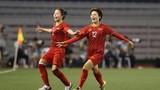 Khoảnh khắc tuyển nữ Việt Nam chiến đấu quật cường, giành HCV SEA Games 30