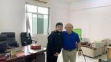 """Nghỉ dịch Covid-19, HLV Park Hang Seo """"cắp sách"""" đi học tiếng Việt"""
