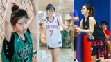 """""""Nữ thần bóng rổ"""" khiến hội anh em không thích thể thao vẫn phải ra sân"""