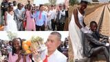 Tổ chức đám cưới thuần Việt, cặp đôi châu Phi khiến dân tình thích thú