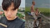 Chấp nhận gạch đá, Youtuber Việt kiếm tiền tỷ xây nhà to nhất vùng
