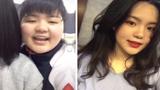 """Cảm nắng """"đàn anh"""", gái xinh giảm liền 21kg để tiếp cận crush"""