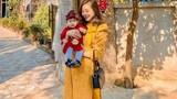 """Lên đồ đi ăn cưới, vợ Phan Văn Đức khoe nhan sắc """"hết sảy"""""""