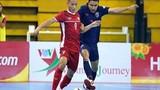 Dự Futsal World Cup 2021, đội tuyển Việt Nam vẫn xếp sau Thái Lan