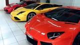 """Lộ diện 5 garage siêu xe của giới """"siêu giàu"""" Việt"""
