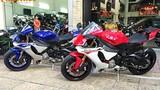 """Cặp đôi siêu môtô Yamaha YZF-R1 2015 """"nhập tịch"""" Việt Nam"""