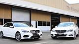 """Triệu hồi 7 dòng xe Mercedes-Benz tại VN """"dính lỗi"""""""