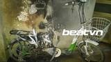 Xe đạp điện HKBike phát nổ khi đang sạc?