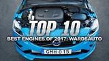 Top 10 động cơ xe ôtô tốt nhất năm 2017