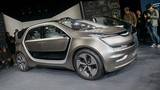 Chrysler giới thiệu xe điện thông minh Portal Concept