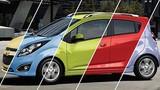 Xe ôtô rẻ nhất Việt Nam - Chevrolet Spark giá 269 triệu
