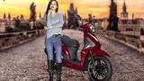 Xe ga SYM Fancy 125 ABS giá 39 triệu tại Việt Nam
