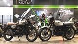 Xe Kawasaki W175 chính hãng giá 66 triệu đồng tại Việt Nam
