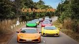 Dân chơi siêu xe Việt Nam chuẩn bị Car & Passion 2018
