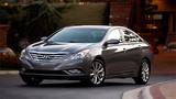 Hyundai triệu hồi xe Sonata 2011 dính lỗi túi khí