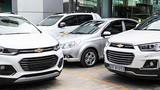 Xe ôtô Chevrolet tại Việt Nam giảm giá tháng 4/2018