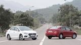 """Hyundai Accent 2018 giá rẻ đe doạ """"ngôi vương"""" Toyota Vios"""