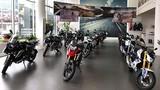 """Loạt xe môtô BMW chính hãng """"xuống giá"""" tại VN"""
