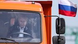 Tổng thống Nga Putin có bằng lái xe ôtô tải cách đây 20 năm