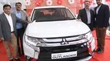 """Mitsubishi Outlander 2018 """"chốt giá"""" 1,063 tỷ đồng tại Ấn Độ"""