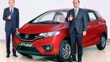 Xe ôtô Honda Jazz 2018 giá 249 triệu đồng ở Ấn Độ