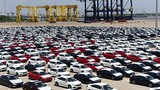 Xe ôtô nhập khẩu vào Việt Nam tăng mạnh đầu tháng 8/2018