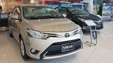Toyota VN triệu hồi gần 12 nghìn xe dính lỗi túi khí