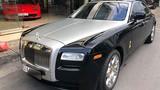 """""""Soi"""" Rolls-Royce Ghost giá siêu rẻ, chỉ dưới 10 tỷ ở Sài Gòn"""