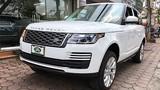 Range Rover HSE 2018 hơn 8 tỷ đồng cập bến Hà Nội