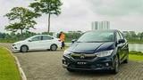Honda Việt Nam vượt mặt Kia và Mazda nhờ xe City