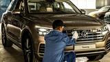 SUV Volkswagen Touareg 2019 về Việt Nam dự VMS 2018