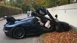 """Siêu xe McLaren 23 tỷ đồng """"nát đầu"""" khi vừa lăn bánh"""