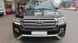 """""""Soi"""" Toyota Land Cruiser cũ giá hơn 5 tỷ đồng ở Hà Nội"""